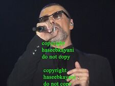 8x6 Photo 17 George Michael Royal Albert Hall Symphonica Concert Photo Oct 2011
