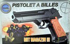 Kugelpistole Erbsenpistole Spielzeugwaffe Spielzeugpistole Gewehr Munition NEU !