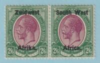 SOUTH WEST AFRICA 24  MINT NEVER HINGED OG  * NO FAULTS EXTRA FINE !