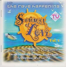Summer of Love 1-The Rave Happening (1995) Alpha Beat, Velocity, Mega '.. [2 CD]