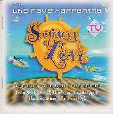 Summer of Love 1-The Rave Happening (1995) Alpha Beat, Velocity, Mega '.. [2 CD]