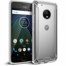POETIC For Moto G5 Plus Case  [Affinity Series] Shockproof Bumper Cover 3 Color