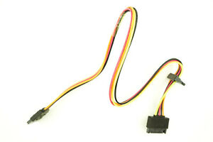 """HP (609886-001) - SATA Power Extension Cable 20"""" (661789-001)"""