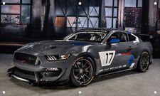 Ford Performance Mustang 3'X5'  VINYL BANNER MAN CAVE GARAGE SIGN MECHANIC SHOP