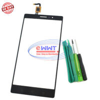 FREE SHIP for Lenovo Phab2 PB2-650Y/M Black LCD Digitizer Glass + Tools ZVLU453