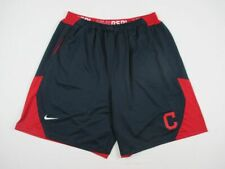 NEW Nike Cleveland Indians - Men's Red/Navy Dri-Fit Shorts (3XL)