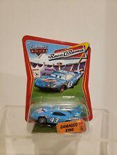 Disney Pixar Cars RaceORama #82 Damage King diecast Mattel COLLECTORS! *MOC*