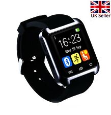 Smart Watch Phone & Camera Bluetooth for Android Samsung Phone Mate Christmas UK