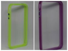 Bumper for iPhone 4, Pink or Green