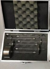 Excellent and Complete Brookfield RV Spindle Set