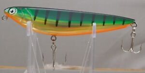 YO-ZURI Crystal Series Topwater lure Firetiger