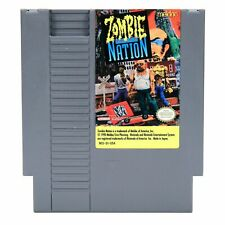 🎇 Zombie Nation 🎇 NES 🎇 USA NTSC / PAL Cartridge