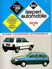 RTA revue technique automobile N° 306 FIAT UNO 90