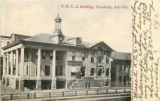 TX, AR, Texarkana, YMCA Building 1906 Postcard