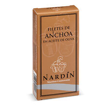 FILETTI DI ACCIUGHE DEL MAR CANTABRICO Nardin 50 gr