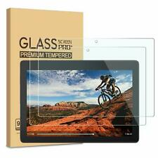 """2 Packs Glass Screen protector For Lenovo Tab 10"""", 8"""", 7 inch tablet"""