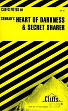 Heart of Darkness and the Secret Sharer by Joseph Conrad; Cliffs Notes (1965)