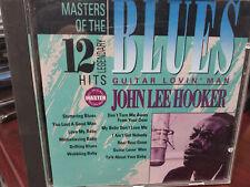 Master of the Blues Series by John Lee Hooker CD I ain't got nobody Guitar Lovin
