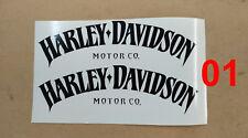 Harley-Davidson01 Aufkleber