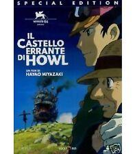 DVD IL CASTELLO ERRANTE DI HOWL (2 dvd) di Miyazaki