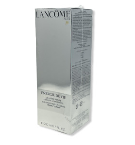 Lancome Energie De Vie The Smoothing & Plumping Pearly Lotion 200ml/6.7oz New