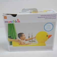 Munchkin White Hot Inflatable Duck Tub *NEW*