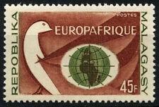 Malagasy Republic 1964 SG#82 Europafrique MNH #D35400