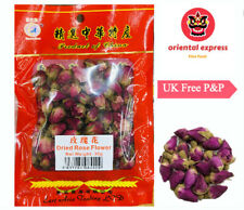 30g Pink Dried Rosebud Rose Buds Flower Floral Herbal Health Chinese Tea Natural