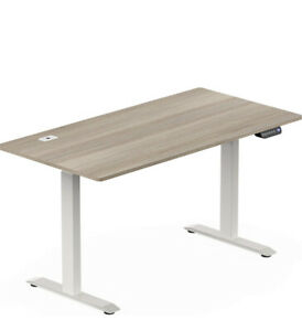 Large Electric Height Adjustable Standing Desk Perfect If You
