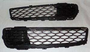 2005- 2006 Infiniti G35 Sedan Front Bumper Lower Grilles Left & Right