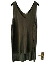 Brave Soul @ Asos Khaki Knitted Vest Size 22