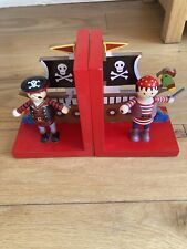 Pirate Themed Bookends