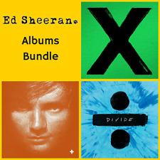 Ed Sheeran - Albums Bundle - Plus / Multiply / Divide - 3 x Vinyl LP *NEW*