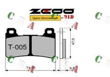 45T00500 PASTIGLIE FRENO ANT. ZCOO (T005 EX) PER HONDA CB 1000 RR FIREBLADE 2015
