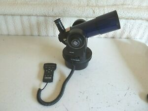Meade Model ETX-60 AT Refractor/Refracting Telescope with Remote Nice Condition