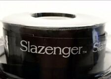 Slazenger Tennis Racket Grip Sport Overgrip Tape Black, Extra Tacky, Thin