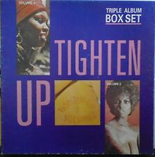 TIGHTEN UP Vol 1, 2 & 3 Various Artists ~ 3 x VINYL LP BOX SET
