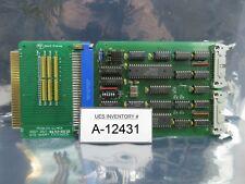 Matrix Dsc-5K-Svgl Interface Pcb Card 7911/Dsc 851-8630-001D Asml Svg 90S Used
