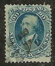 DEALERS CHOICE! U.S. 1861-62 Classic Stamp 90c Washington #72 WYSIWYG Lot NoREs