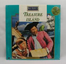 WALT DISNEY'S TREASURE ISLAND - LASER DISC - ORIGINAL FULL LENGTH - 96 MINUTES