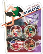 Stamps Olympic Games Tokyo 2020  Athletics