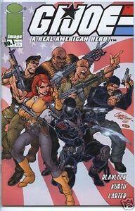 G.I. Joe 2001 series # 1 near mint comic book