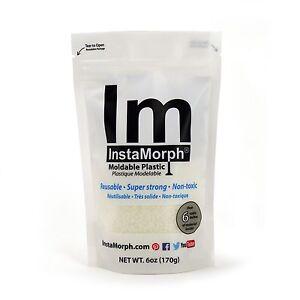 InstaMorph Moldable Plastic - 6 oz