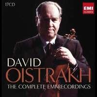 David Oistrakh - David Oistrakh: The Complete E Neu CD