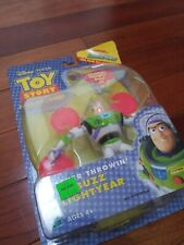 TOY STORY AND BEYOND HASBRO Buzz Lightyear - Checker Throwin' *BRAND NEW*
