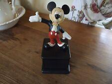 "Disney Mickey Mouse Mousecar Cast Member Award Statue  10"" height   Rare!!!"