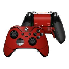 Xbox One Elite Controller Skin Kit - Red Burst - DecalGirl Decal