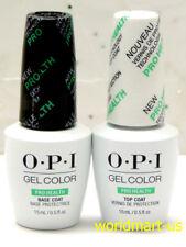 OPI GELCOLOR UV/LED 15ml/0.5fl.oz Set of ProHealth Base Coat & Top Coat
