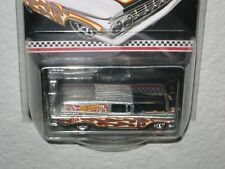 A = 2016 Hot Wheels Mail In = Zamac Ed = Custom 1959 Chevy Delivery = Redline RR