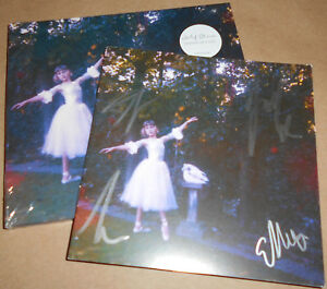 HAND-SIGNED Wolf Alice Visions Of A Life CD Autographed Autograph New Sealed
